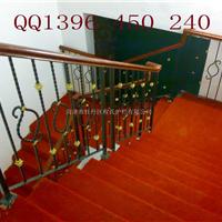 鄄城住宅商品房消防金属/锌钢/铁艺楼梯栏杆