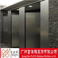 金属卫生间隔断 厕所隔断 公共卫生间隔断