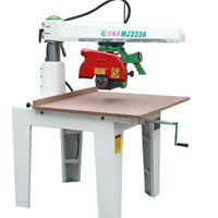 供应木工机械万能摇臂手拉机