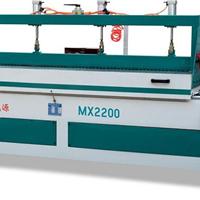 供应木工机械直线拼板铣边机