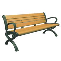 唐山户外休闲椅,公园椅靠背休闲椅园林椅