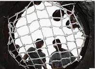 供应窨井防坠网、安全防护防坠网厂家