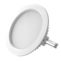 供应3.5寸9瓦LED筒灯 开孔尺寸115mm