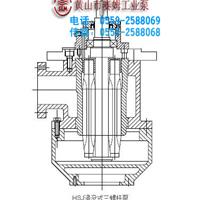 125L/min三螺杆泵HSJ120-46 油泵