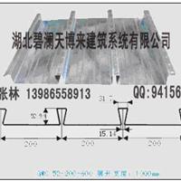 燕尾楼承板YX51-200-600型