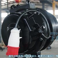 沪工舞台电动葫芦 黑色1吨25米舞台电动葫芦