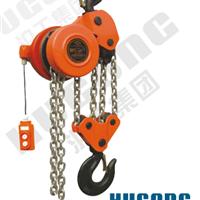 沪工20吨3米DHP型低速同步环链电动葫芦