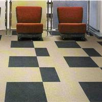 供应方块地毯PVC方块地毯沥青方块地毯