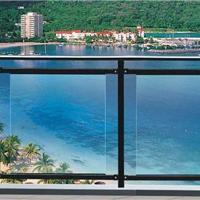 供应福林特《玻璃阳台护栏》