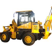 WZ25-20全工两头忙装载挖掘机