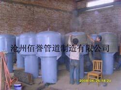 厂家定制罩型通气管,02S403标准通气管