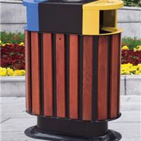 供应钢木垃圾桶首选美天环保