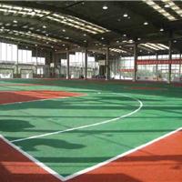 杭州桐庐 塑胶篮球场施工材料|门球场厂家|翻修维修
