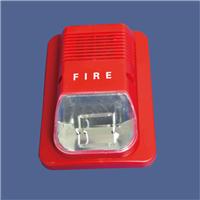 供应消防声光报警器 声光报警24V