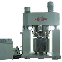 供应600L立式电动双行星动力混合真空搅拌机