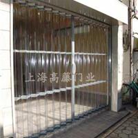 供应防静电超透明pvc折叠门帘(日本进口)1