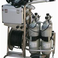供应移动式长管空气呼吸器