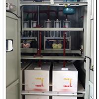 供应加有减压舱的高压笼型水阻柜