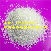 供应喷砂除锈磨料 优质12目白刚玉