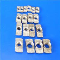 铝型材配件价格 T形螺母块规格
