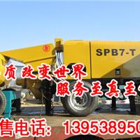 河南鹤壁高强动力与节能电动机混凝土泵