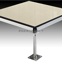 深圳供应陶瓷砖面全钢防静电地板