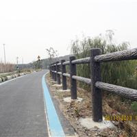 供应安徽合肥六安护栏,仿木栏杆