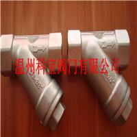 2-1/2寸 150目 GL11W-64P Y型螺纹过滤器