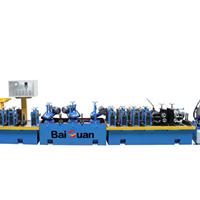 供应不锈钢烟囱制管机