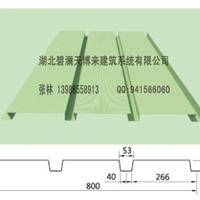 广东YX36-266-800墙面板 800彩钢板