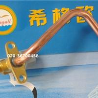 供应家用空调热泵热水器弯管4分截止阀价格