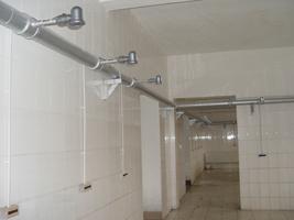 盛圆达豪华型明装感应淋浴器BLY-1
