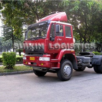 黄埔港拖车运输