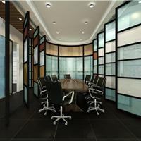 厂家直接供应昆明玻璃百叶高隔间隔断铝型材 价低质优