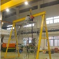 深圳厂家供应各种规格简易移动龙门吊架零售