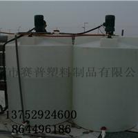 供应方形和圆形PE材质加药箱