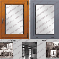 供应上海生产三玻铝木门窗厂家直销