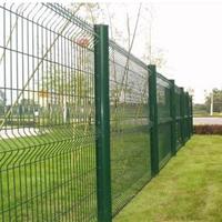 供应聚酯喷涂护栏网、网片护栏、网片栅栏