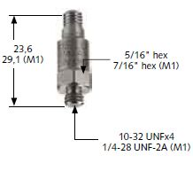 供应Kistler加速度传感器  8742A