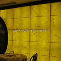 供应透光板-背景墙-人造石-力欧石材