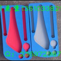 供应泡沫EVA植绒包装内盒,eva定位抗震托盘