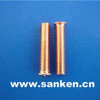 供应储能焊钉,种焊钉,碳钢镀铜焊钉