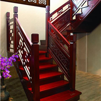 贵州实木楼梯 贵州实木楼梯品牌