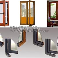 供应台资永信平开系列门窗铝型材