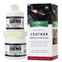 供应澳洲OAKWOOD汽车真皮清洁护理套装