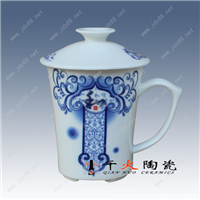 景德镇高档茶杯厂家 定做酒店用品茶杯