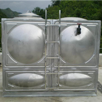供应贵州/贵阳不锈钢水箱