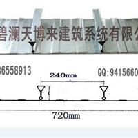 供应湖南闭口楼承板YX66-240-720