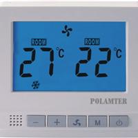 供应06风机盘管液晶温控器