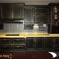 承德理想厨房橱柜产品――汉风